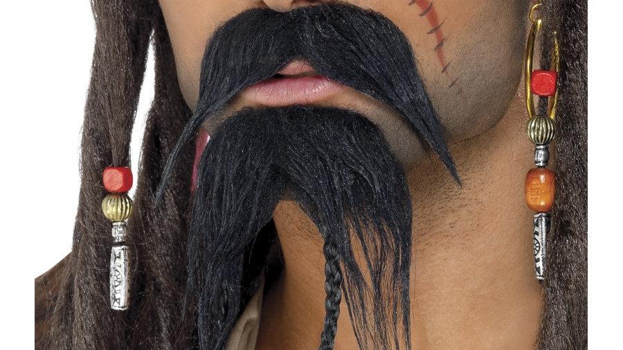Pirate Facial hair