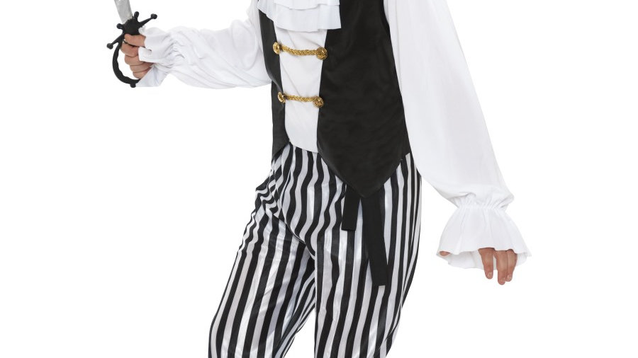 Boy pirate costume