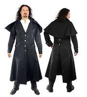 Man in Pirate coat