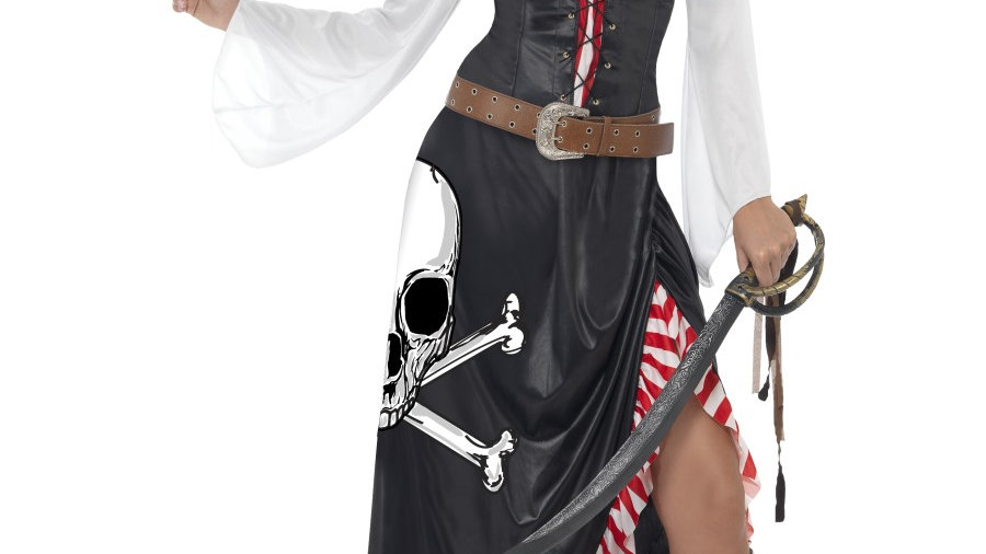 Sultry pirate