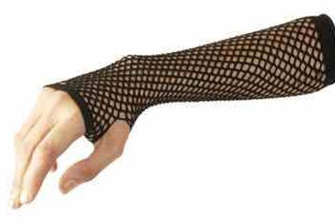 Fishnet Gloves(Black)  FX096
