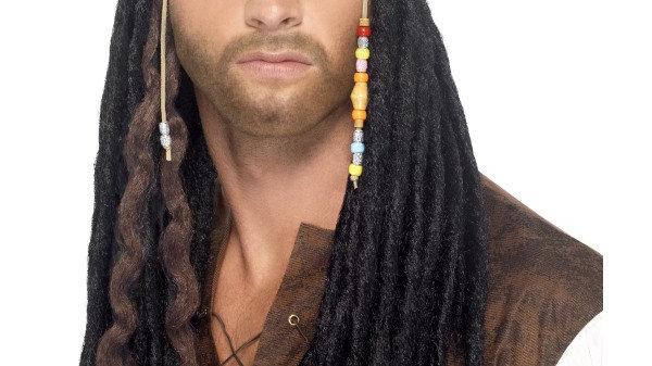 Pirate dreadlock wig