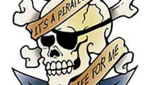 Retro Pirate