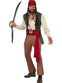 Male Pirate Costumes