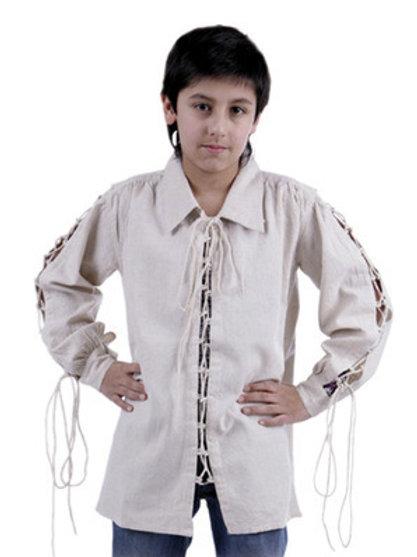 Kids Pirate Shirt 4831