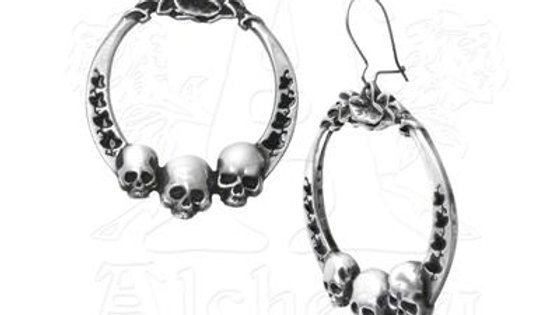 Ivy League Earrings (pair)