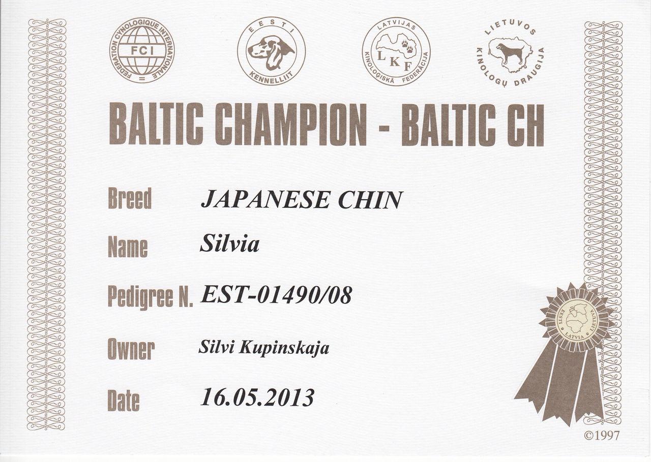 BALT CH SILVIA