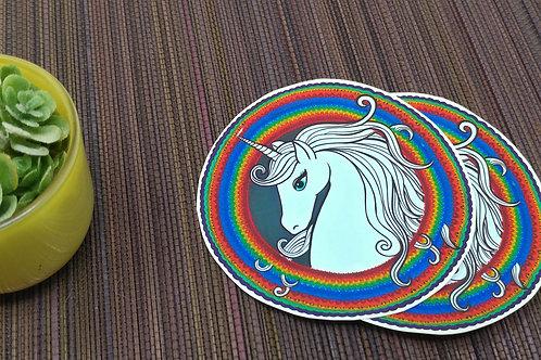 Majestic Mandala Vinyl Sticker