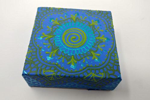 Mini Mandala Original Painting