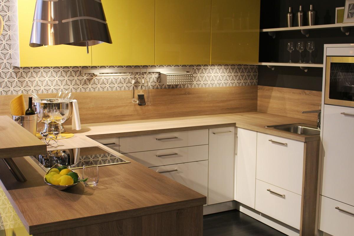 Installation de cuisine intégrée