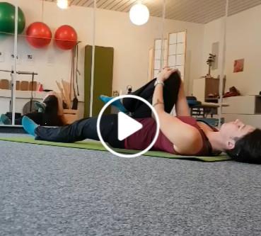 Übung für euch - Die Hüftbeweglichkeit, angefangen bei der Leiste