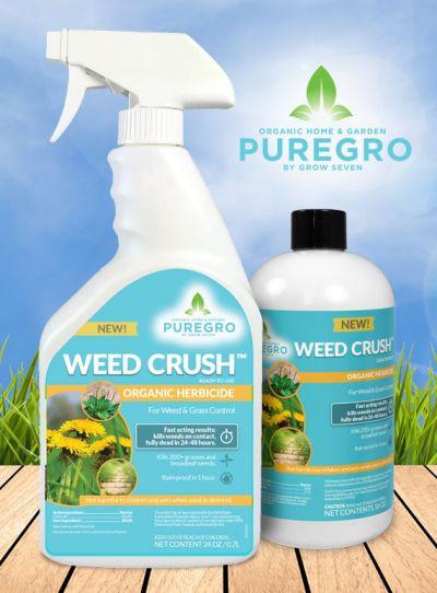 Puregro Weed Crush