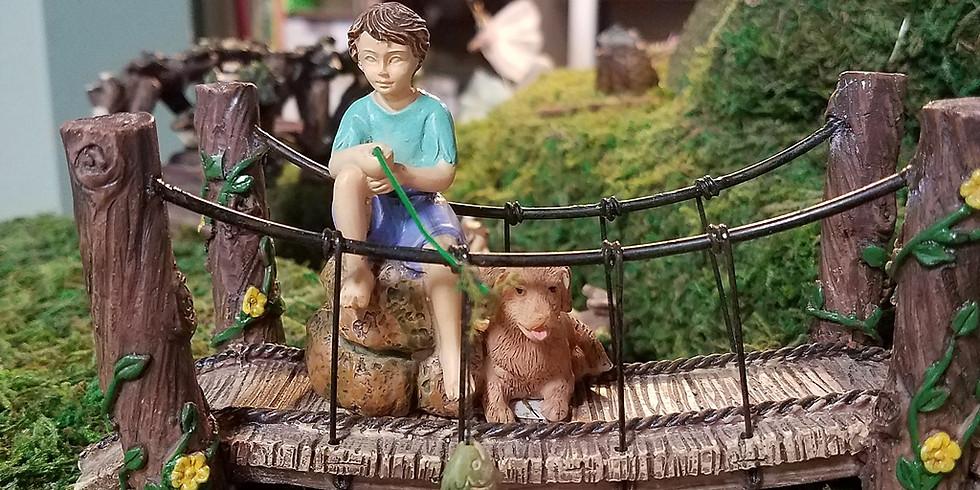 Fairy Gardening Workshop