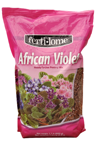 Fertilome African Violet Potting Mix