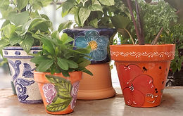 Unique Ceramic Pottery