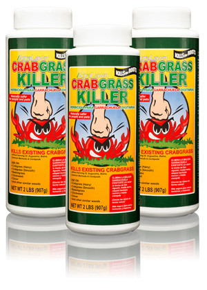 Agralawn Crabgrass killer