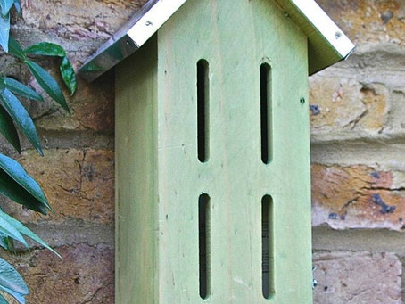 ATTRACT MORE BUTTERFLIES WITH A BUTTERFLY HOUSE