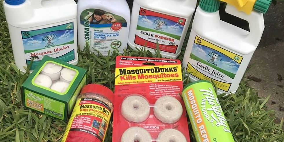 Bug Clinic: Mosquitoes, Fire Ants & Other Biting Pests