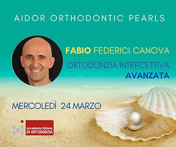 Perle AIDOR ortodonzia intercettiva avan