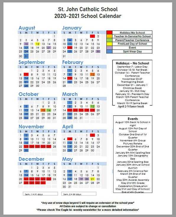 SJCS Calendar 2020-2021 Jan 25th update.