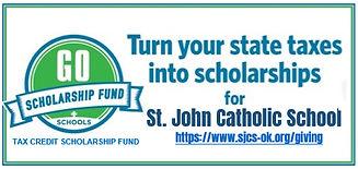 GO-tax credit fund-St John Banner crest-