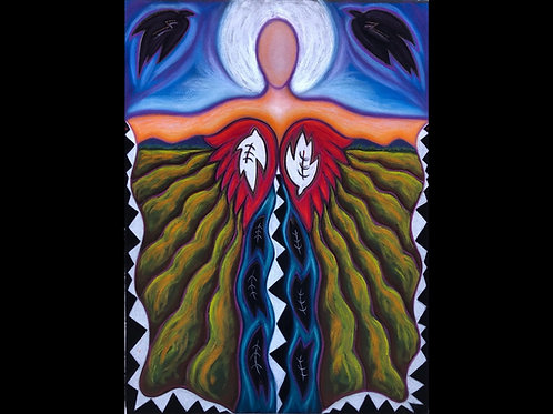 Winged Heartland , Available at Prentice Gallery