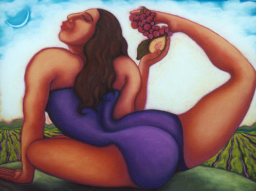 The Yoga of Fruit ~ SOLD
