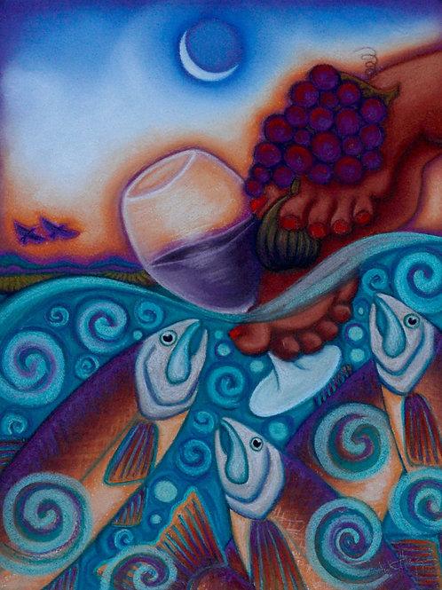 Fish, Wine & Water