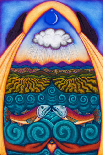 Prayer for the Planet ~ SOLD