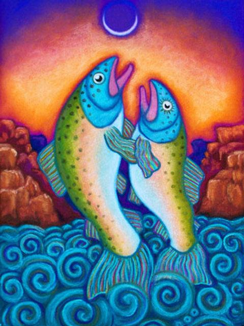 Rio Rainbow Rumba ~ SOLD