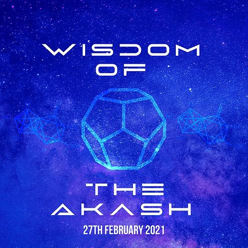 Wisdom of The Akash