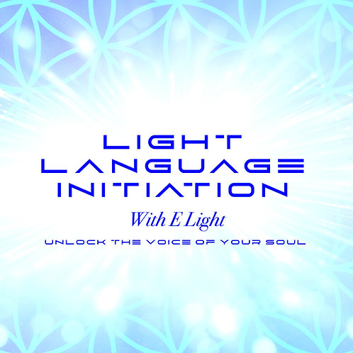 Light Language Initiation (Membership Access)