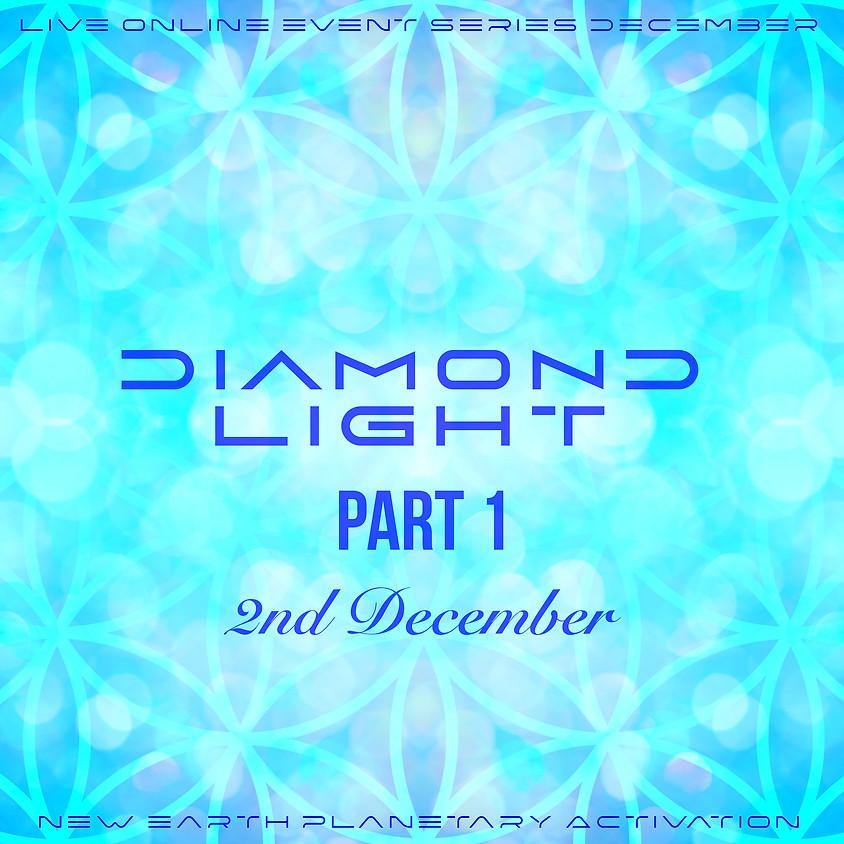 Diamond Consciousness Awakening (Live Online Masterclass Series)