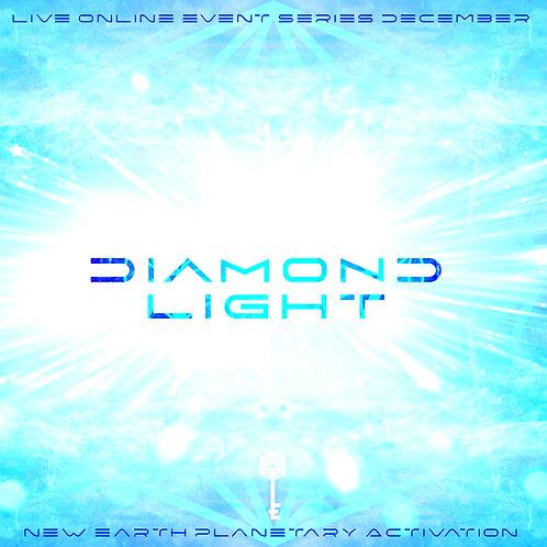 Diamond Light New Earth Activation