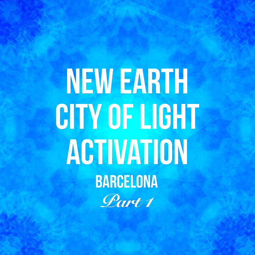 New Earth Cities of Light 11:11 ceremony (City of Light activation Part 1)