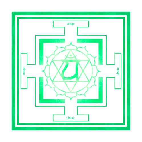 Heart Chakra- ANAHATA
