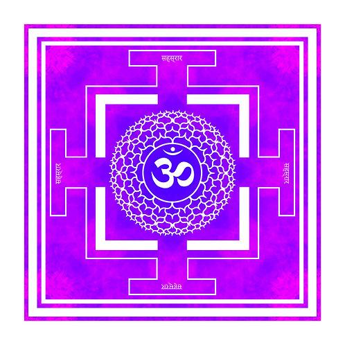 Crown Chakra- SAHASRARA