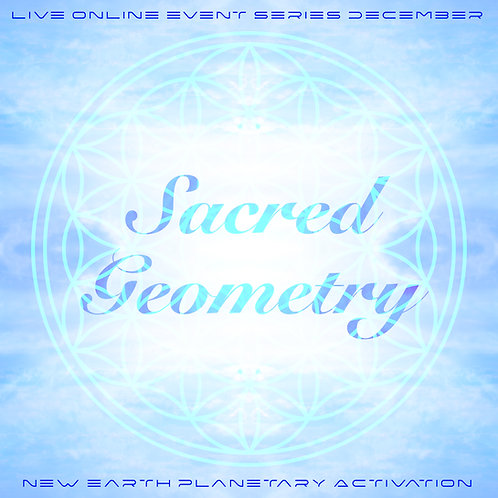 Sacred Geometry Masterclass