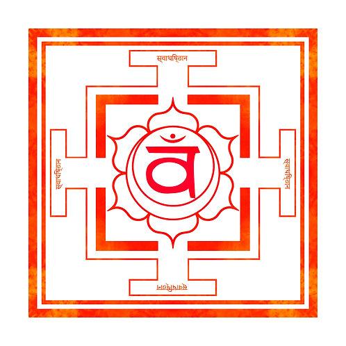 copy of Sacral Chakra- SVADHISTHANA