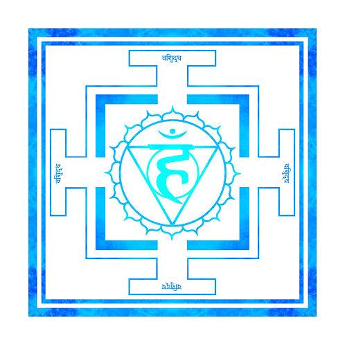 Throat Chakra- VISHUDDHA