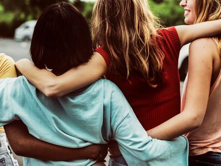 Sororidad, hermandad entre mujeres