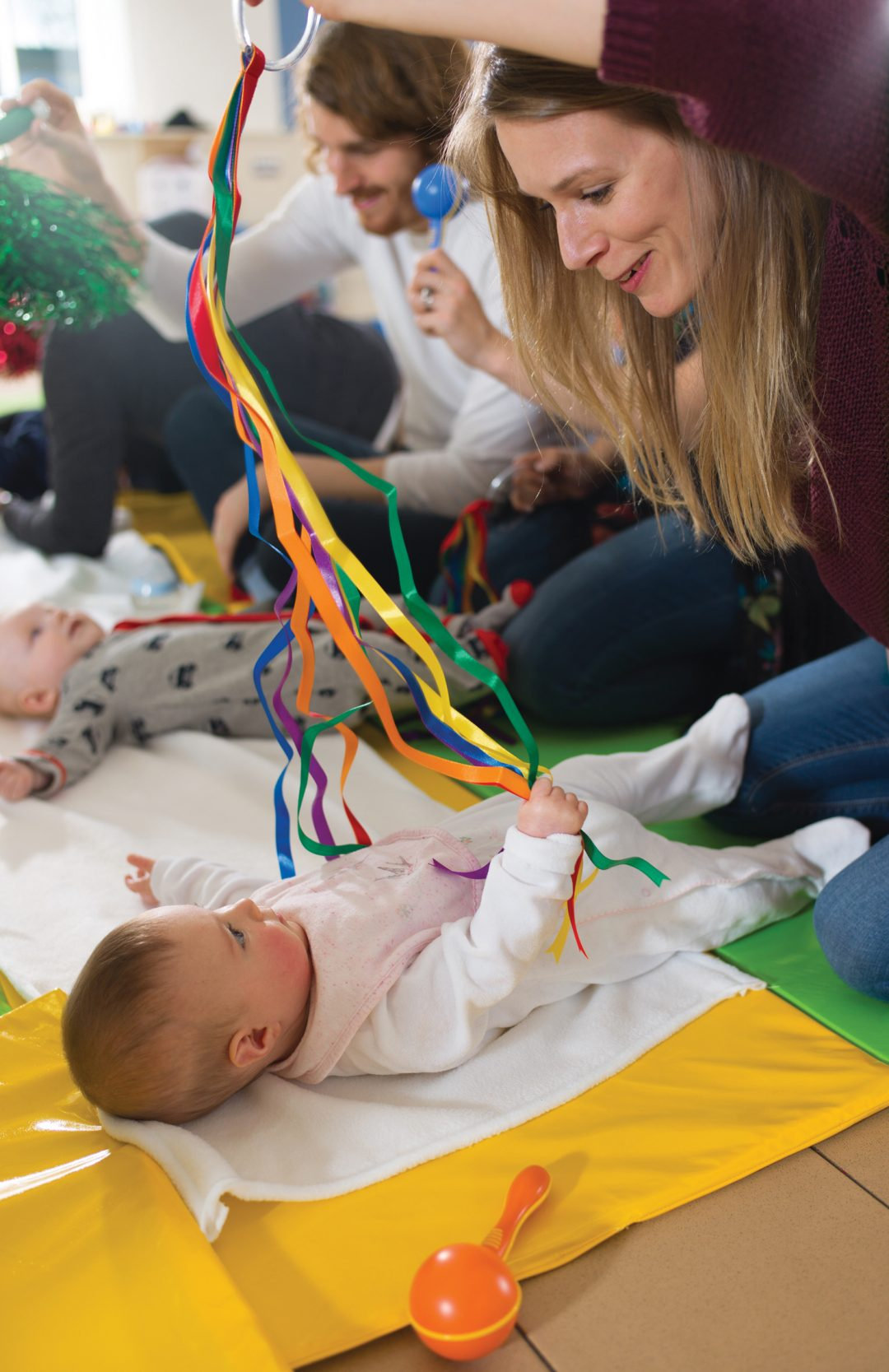 UP TO 1 BABY CLUB PAY AS YOU GO