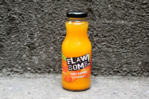 Flawsome Orange Juice  250ml x 12 glass pack