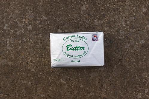 Butter salted 250g