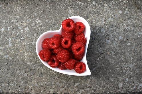Raspberries (punnet) 125g