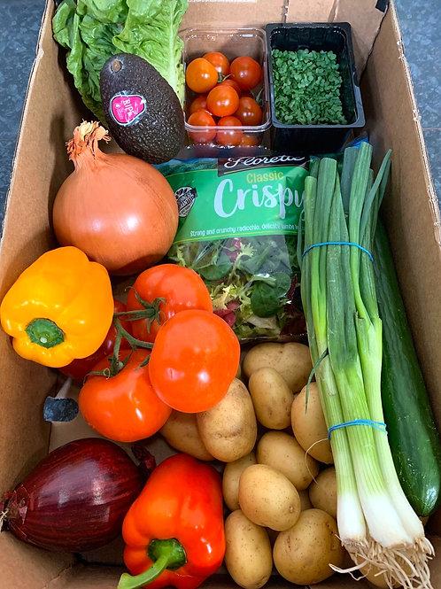Mixed Fresh Salad Box