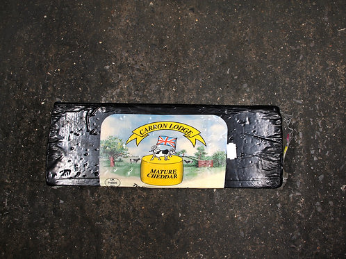 Mature Cheddar Cheese 5kg block