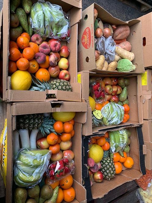 Fresh Fruit & Veg Box