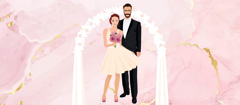Ja ich will - Standesamtlich heiraten-So geht es ganz einfach