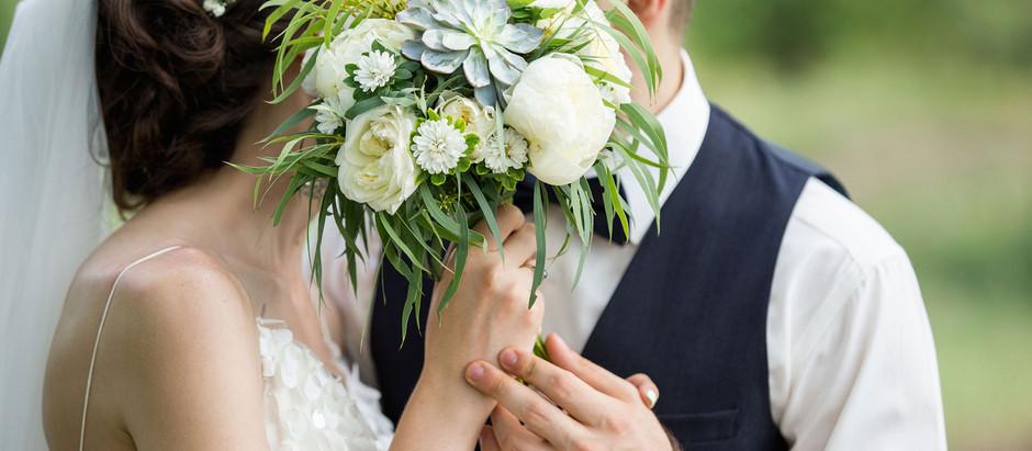 Greenery Hochzeit